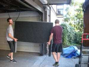 Furniture removalists Oatley